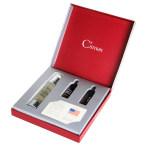 美国c'smax希玛仕维生素c精华液礼盒含左旋c 10ml*2 涵水凝胶35ml